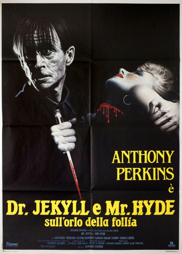 Le 23/01/2018 Dr Jekyll & Mr Hyde