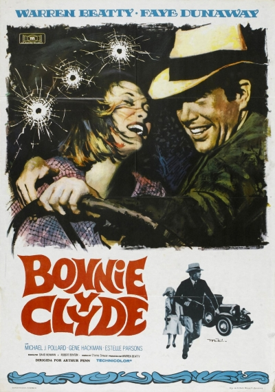 Le 18/03/2017 Bonnie and Clyde