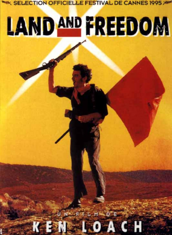 Le 7/12/2016: Land and Freedom